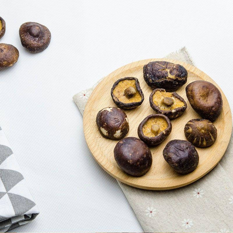 零食即食香菇脆100g